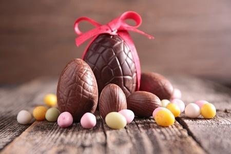 Des chocolats pour fêter Pâques