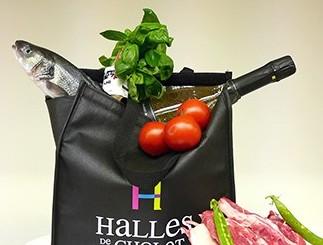 Le sac « Fraîcheur » des Halles de Cholet